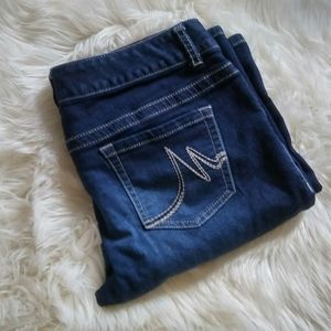 Maurices Straight Leg Jeans Size L